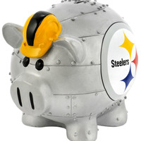 Pittsburgh Steelers Piggy Bank - Thematic Large