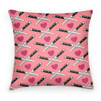 Switchblade Pillow