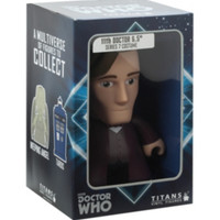 """Doctor Who Titans 6 1/2"""" 11th Doctor Series 7 Costume Vinyl Figure"""