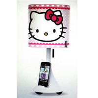 Hello Kitty Table Lamp Wspeakr