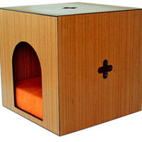 Otis and Claude Dwell Pet House | Uncrate