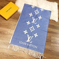 Boys & Men Louis Vuitton Cape Scarf Scarves