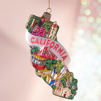 California Ornament | Urban Outfitters