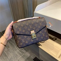 Louis Vuitton LV Monogram Small Pochette Metis