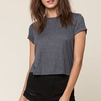 Me To We Softest Rolled Short Sleeve T-Shirt at PacSun.com