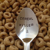 Cereal Killer Spoon~Unique Gift~Best Selling~Cool Gift Idea~Kids~Teenager