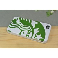 Amazon.com: Limited Addition Starbucks Coffee Logo Case for Iphone 4/4s White: Cell Phones & Accessories