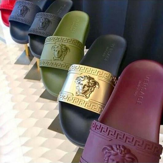 Image of Versace Woman Slipper Shoes