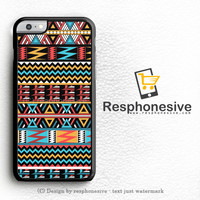Aztec Hipster Indie iPhone 6 Case