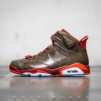 HCXX Air Jordan 6 Retro 'Cigar'