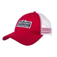 Red Preppy Class Cap | Simply Southern