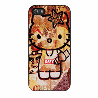 Obey Hello Kitty iPhone 5s Case