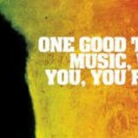 "Bob Marley ""One Good Thing About Music"", Music Slim Poster Print, 12 by 36-Inch"