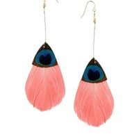 ASOS Feather Earrings