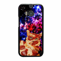 pizza cat nebula case for htc one m8 m9 xperia ipod touch nexus