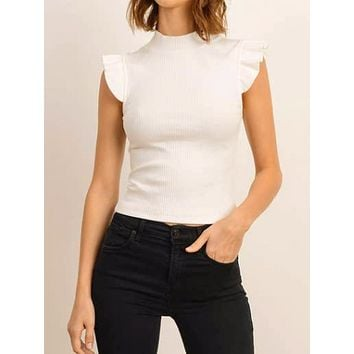 Brooke Top | White