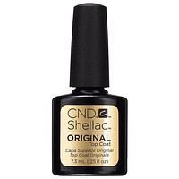CND - Shellac Top Coat (0.25 oz)