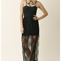 Keepsake Young Forever Lace Skirt
