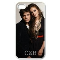 Custom Case gossip girl Chuck for Iphone 4/4s Cover New Design,top Iphone 4/4s Case Show 1s609