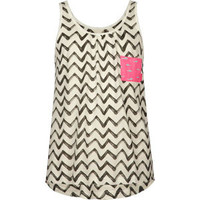 BILLABONG Zig Zag Girls Tank