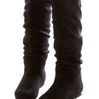 ModCloth Minimal Each and Every Day Boot in Black