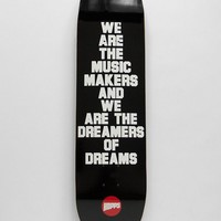 Hopps Music Makers Deck by PLUS PAST