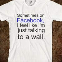 Talking To A Wall