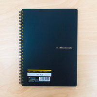 Mnemosyne A5 Notebook Lined