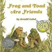 Books; Frog and Toad are Friends