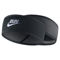 Nike Reversible Men's Running Headband (Black)