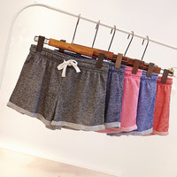 Womens Sports Running Pants Shorts