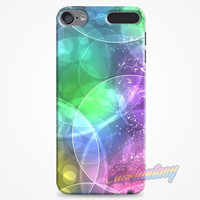Artistic Abstract iPod Touch 6 Case | casefantasy