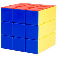 DIAN SHENG DS-169 3x3x3 55mm Colorful Brain Teaser Magic Rubik's Cube
