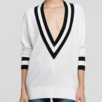 Uniq Sweater - Deep V