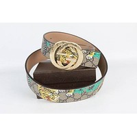 LOUIS VUITTON NEW FLOWER BELT WOMEN BELTS MEN BELTS