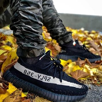 Adidas Yeezy Boost V2 Oreo Sneakers Shoes