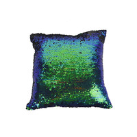 Mermaid Green Pillow