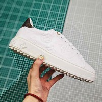 Louis Vuitton LV Time Out White Sneaker DCCK