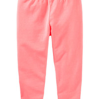 TLC Neon Crop Leggings