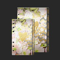 Dokibook Transparent Notebook Planner Accessories Inner page 12pcs/set A5A6 Dividers Plate Filler Papers Day Planner Matching