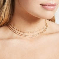 Layered Chain Choker