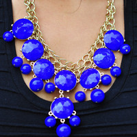 The Crew Necklace Unchained: Royal Blue | Hope's