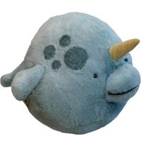"""Squishable Narwhal Plush - 15\"""": Toys & Games"""