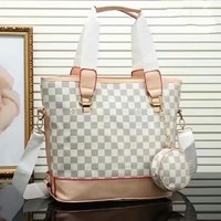 LV Fashion Leather Tote Crossbody Satchel Shoulder Bag Handbag Shopping For Women G-LLBPFSH