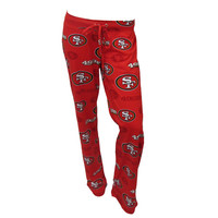San Francisco 49ers Insider Print Knit Pants