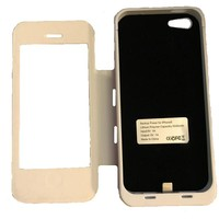 iPhone 5 Pink Power Charging Case