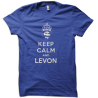 Keep Calm And Levon T-Shirt from These Shirts