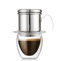 Stainless Steel Coffee Filter Set.