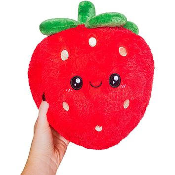 Squishable Mini Comfort Food Strawberry 7""