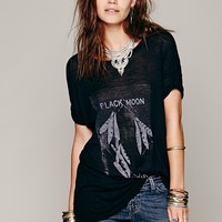 Free People We The Free X Back Graphic Tee
